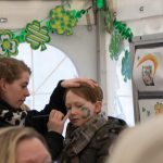 Facepainting_Copenhagen_St_Patricks'_DAy_Parade